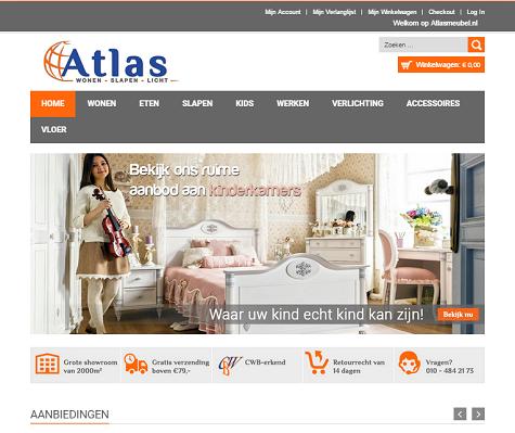 atlasmeubel portfolio pagina