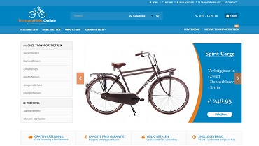 Transportfiets online