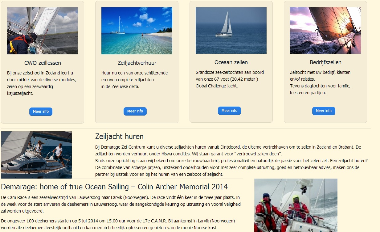 demarage project webdesign rotterdam1