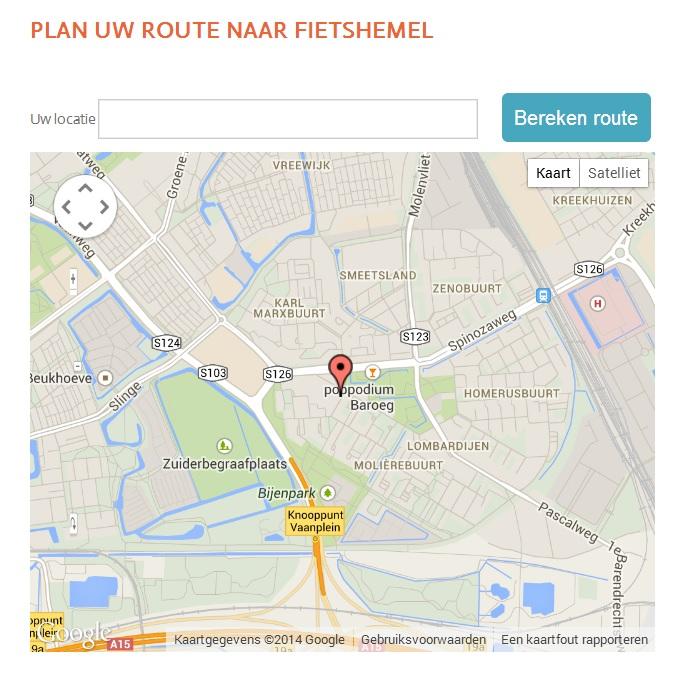 fietshemel.nl project