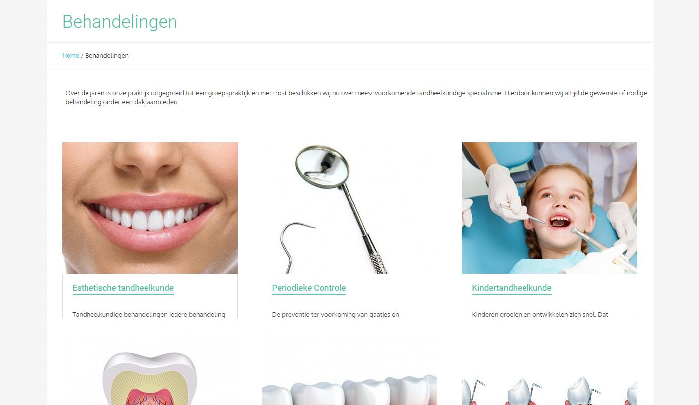 tandarts strevelsweg