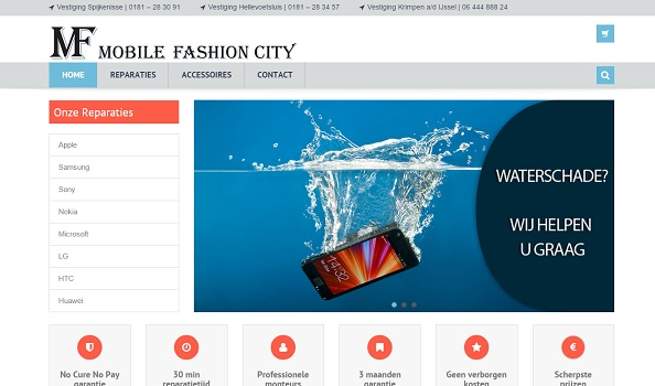 mobile fashion city