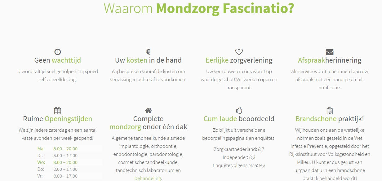 mondzorg fascinatio